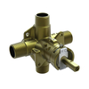 Moen 1/2-in Brass Compression In-Line Shower Valve