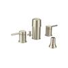 Moen Align Brushed Nickel Vertical Spray Bidet Faucet Trim Kit