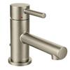 Moen Align 1-Handle Single Hole/4-in Centerset WaterSense Bathroom Faucet (Drain Included)