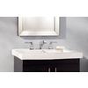 Moen Boardwalk Chrome 2-Handle Widespread WaterSense Bathroom Faucet (Drain Included)