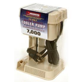 Dial Evaportative Cooler Cool Pump