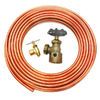 Dial Copper and Brass Evaportative Cooler Water Hook-Up Kit