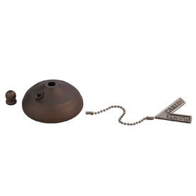 Monte Carlo Fan Company Roman Bronze Bowl Cap
