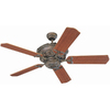 Monte Carlo Fan Company 52-in Aberdeen Tuscan Bronze Ceiling Fan ENERGY STAR