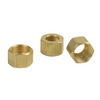 BrassCraft 3-Pack 3/8-in x X Compression Adapter Fitting