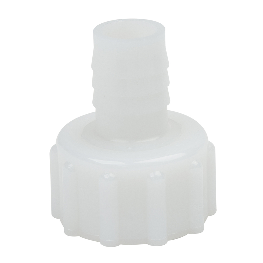 BrassCraft 5/8 in x 3/4 in Barbed Barb x Garden Hose Adapter Fitting