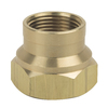 BrassCraft 1-in x 3/4-in Threaded Reducing Union Coupling Fitting