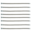 BrassCraft 8-Pack 20-in Braided PVC Faucet Supply Line