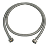 BrassCraft 5-ft 125-PSI Braided Stainless Steel Washing Machine Connector