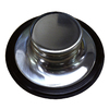BrassCraft 3.25-in Stainless Steel Garbage Disposal Stopper