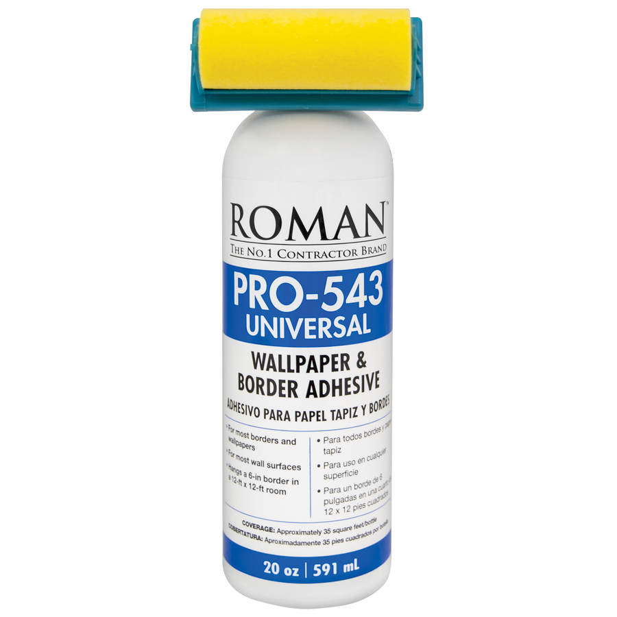 Shop Roman Gh 57 20 Oz Wallpaper Adhesive At Lowes Com HD Wallpapers Download Free Images Wallpaper [1000image.com]