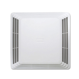 Broan 4-Sone 110-CFM White Bathroom Fan