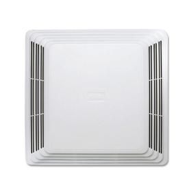 Broan 4-Sone 110-CFM White Bathroom Fan