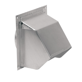 "Broan Aluminum wall cap for 6"" duct"