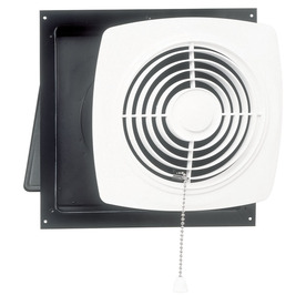 Broan 8-Sone 470 CFM White Bathroom Fan