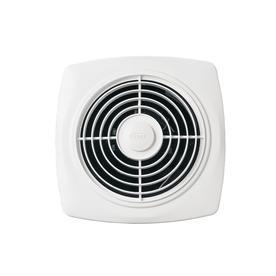 Broan 6-Sone 270-CFM White Bathroom Fan