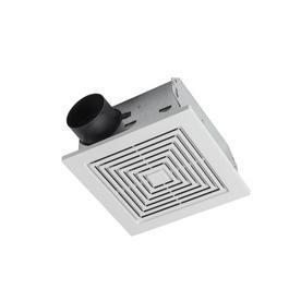 Broan 3.5-Sone 50-CFM White Bathroom Fan