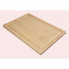 Broan 24-in x 12-in Hardwood Cutting Board