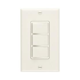 Broan Ivory Light Switch
