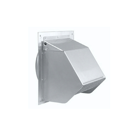 Broan 7-in Aluminum Wall Cap