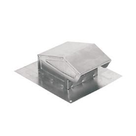 Broan Roof Cap Aluminum