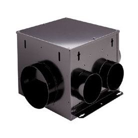 Broan 2-Sone 210-CFM Metallic Multi-Port Ventilator