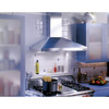 Broan Convertible Wall-Mounted Range Hood (Stainless Steel) (Common: 36-in; Actual 35.43-in)