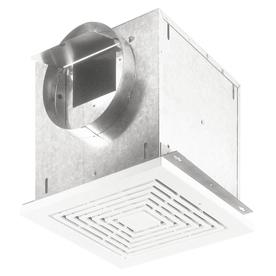 Broan 1.7-Sone 210-CFM White Bathroom Fan
