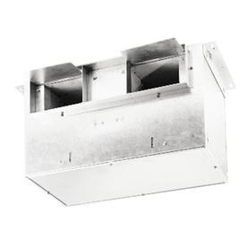 Broan 3.1-Sone 375-CFM White Bathroom Fan