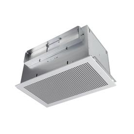 Broan 3.3-Sone 406-CFM White Bathroom Fan