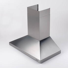 Broan Ducted Wall-Mounted Range Hood (Stainless Steel) (Common: 48-in; Actual 48-in)