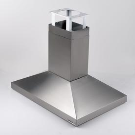 Broan Ducted Island Range Hood (Stainless Steel) (Common: 40-in; Actual: 39.37-in)