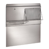 Broan 60-in Elite Stainless Steel Backsplash