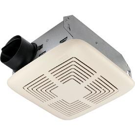 Broan 4-Sone 70-CFM White Bathroom Fan