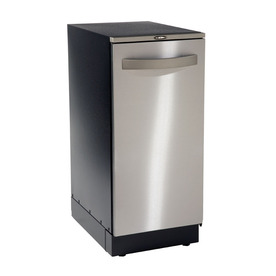 Broan 14.87-in Stainless Steel Undercounter Trash Compactor