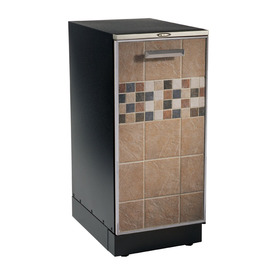Broan 15-in Tile Trim Undercounter Trash Compactor