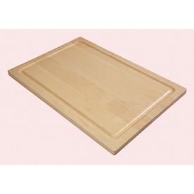 Broan Wood Trash Compactor Cutting Board