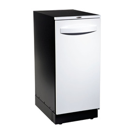 Broan 15-in White Undercounter Trash Compactor