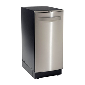 Broan 15-in Stainless Steel Undercounter Trash Compactor
