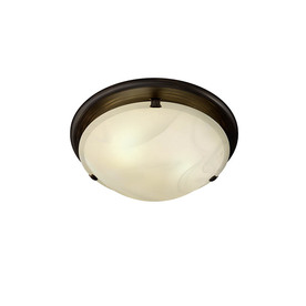 Broan 2.5 Sones 80 Cfm Oil-Rubbed Bronze Bathroom Fan Room Light Only