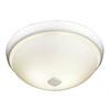Broan 2 Sones 80 Cfm White Bathroom Fan Room Light Only ENERGY STAR