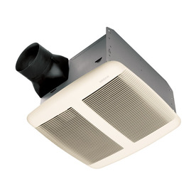 Broan 1.5-Sones 140 CFM White Bathroom Fan ENERGY STAR