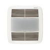 Broan 1.5-Sones 140-CFM White Bathroom Fan Room and Night Light ENERGY STAR