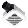 Broan 1.5 -Sones 100 CFM White Bathroom Fan with Room Light ENERGY STAR
