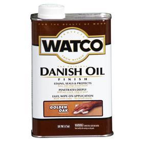 Rust-Oleum 16-oz Golden Oak Danish Oil