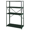 Arrow Brown Galvanized Steel Storage Shed Shelf