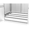 Arrow 8-ft x 9-ft Galvanized Steel Storage Shed Floor Kit