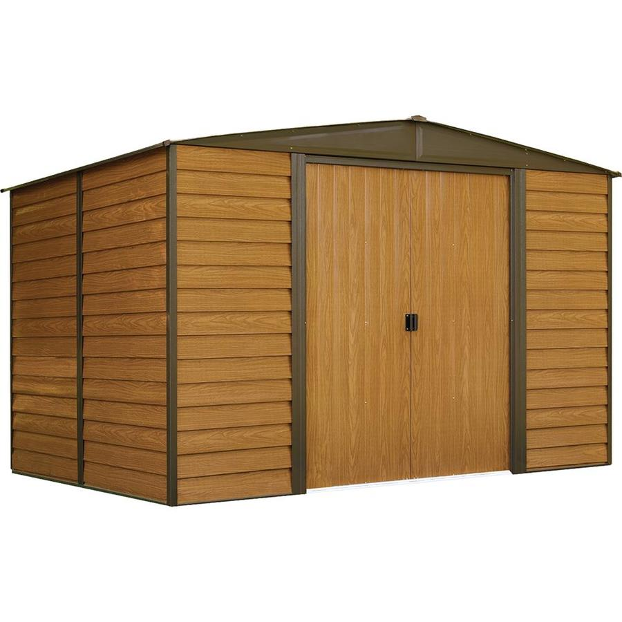 Gres 10 x 8 pent shed plans lowe 39 s credit card for Lowes storage sheds