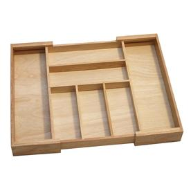 Lipper International Beechwood Expand Cutlery Drawer
