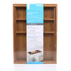 Style Selections 18-in x 23-in Bamboo Multi-Use Insert Drawer Organizer